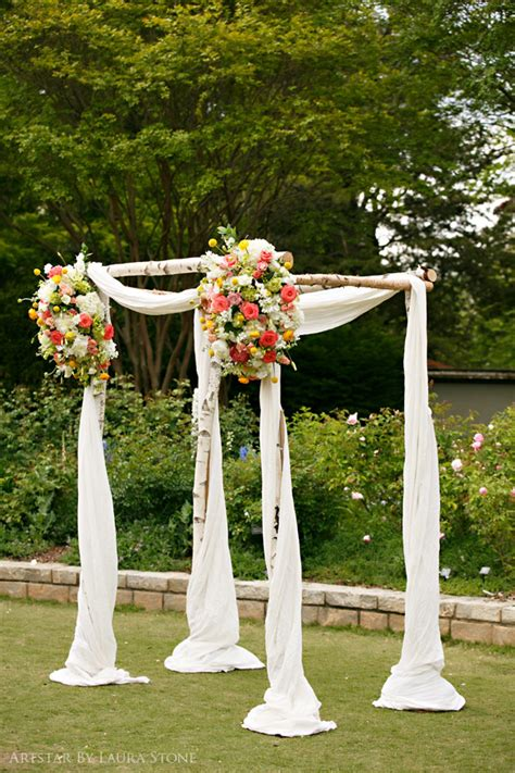 white birch arbor wedding ideas pinterest arbors