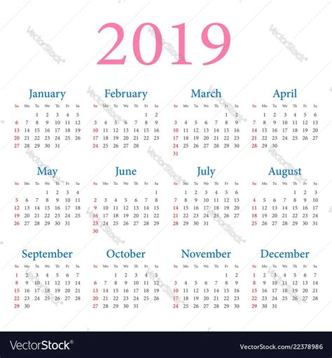 annual calendar qualads