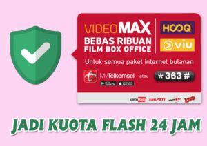 merubah kuota video max menjadi flash dengan anonytun cara setting tweakware terbaru 2018 untuk videomax