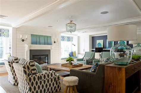 House Of Turquoise Living Room by House Of Turquoise Lewis Architects And