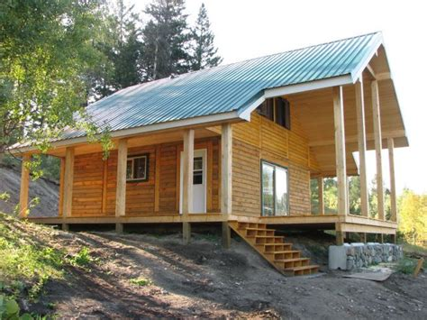 native house plan 24x24 house plans first nations native americans haven timberhomes innovative