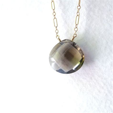 smoky quartz jewelry etsy discover and save creative ideas