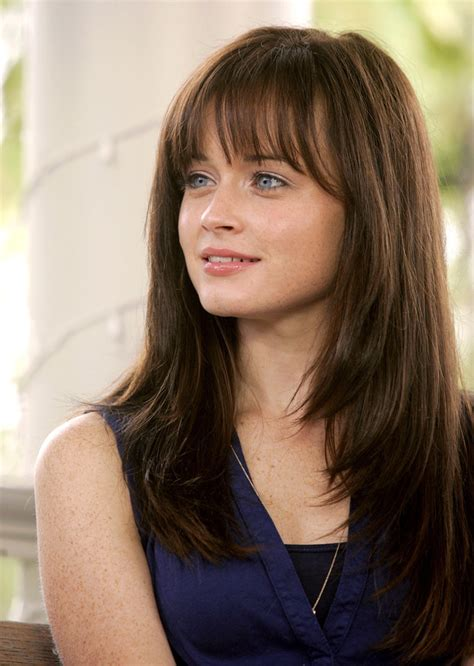Rory Gilmore Hairstyles by A History Of Rory Gilmore S On Gilmore