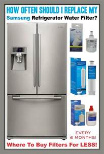 How Often Do You Need To Replace Your Car Tires Samsung Refrigerator Water Filters How Often Should I