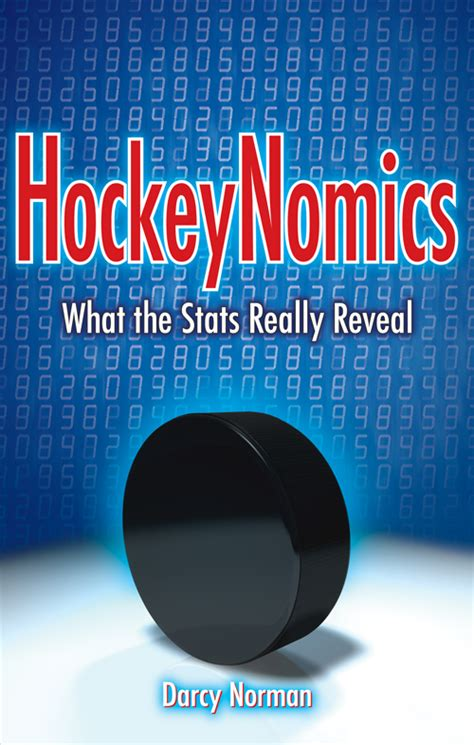 norman and the nom nom factory books book review hockeynomics by darcy norman