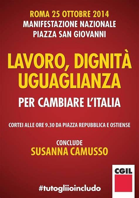 ufficio impiego siena sabato 25 ottobre tutti a roma at cgil siena contratti