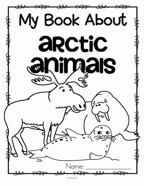 coloring page of arctic animals free printable arctic animals coloring pages coloring home
