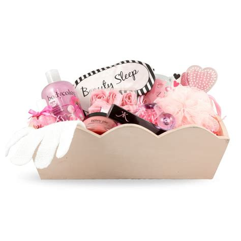 Girly Gifts - girly gift basket gift ideas
