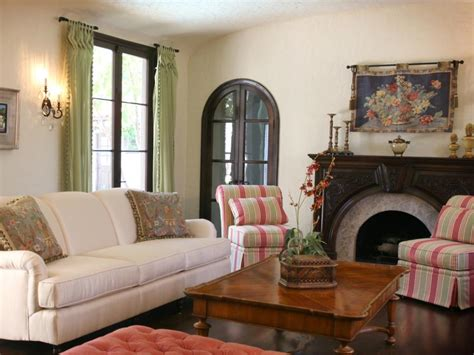 spanish mediterranean homes interior design art home spice up your casa spanish style hgtv
