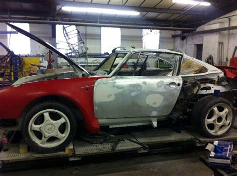Porsche 959 Restoration Rebuilding A Porsche 959 Page 13 Pelican Parts