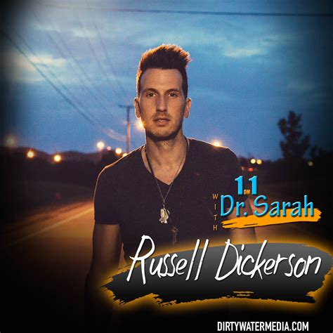 russell dickerson itunes dr sarah 1 on 1 with country singer russell dickerson