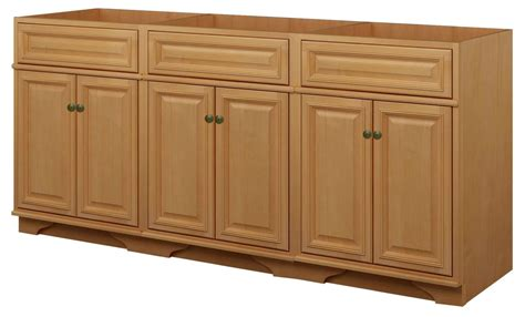 briarwood bathroom cabinets sunny wood bw7221 briarwood briarwood 72 quot maple wood