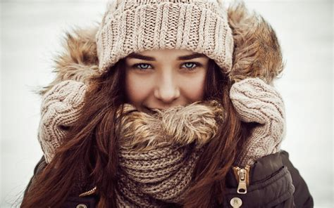 girl wallpaper high quality winter girl high quality wallpapers