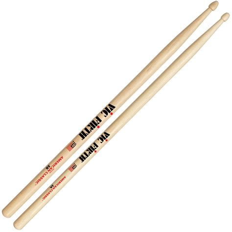 Vic Firth 5a Stick Drum vic firth american classic 5a 5b hickory drumsticks 3