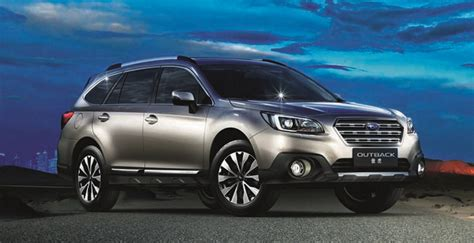 2019 Subaru Outback Photos by 2019 Subaru Outback Photos Changes Rumors Redesign