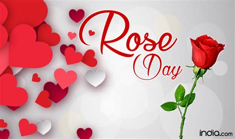 themes for rose day happy rose day rose flower bud and hearts picture
