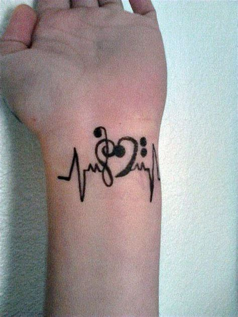 heartbeat tattoo on ribs 150 attractive heartbeat tattoos designs and ideas stock