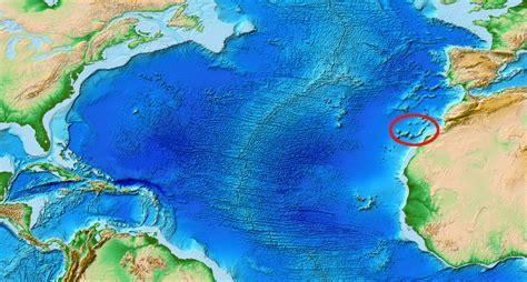 earthquake atlantica tsunamis in virginia