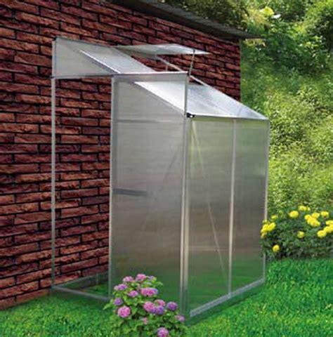 diy lean   hobby greenhouse kit polycarbonate panel
