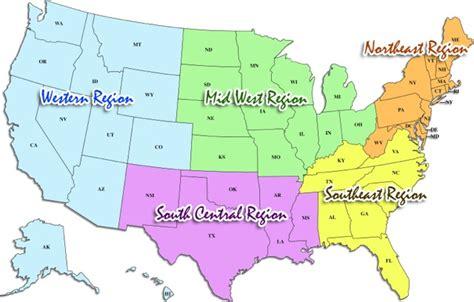 map us regions student leadership conference 5 regions apca cus