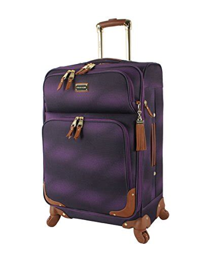 Steve Madden 28 Spinner Luggage by Steve Madden Large 28 Quot Expandable Softside Luggage With Spinner Wheels