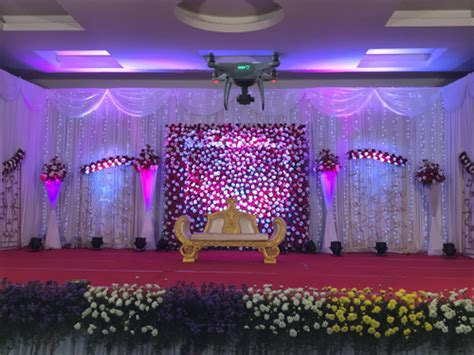 Wedding Stage Backdrop in Chennai, Tamil Nadu   Get Latest