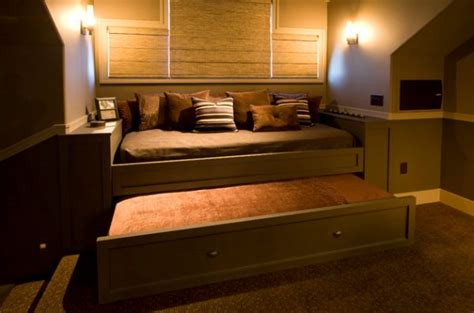 modern trundle bed luxurious trundle bed design perfect for every modern home