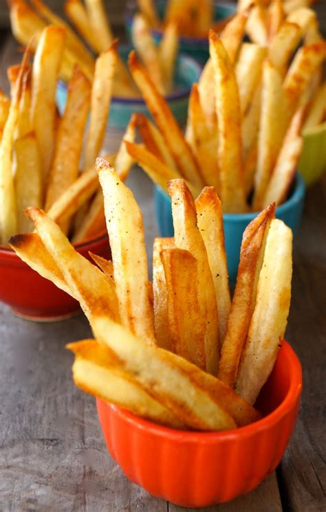 how to make oven roasted french fries cooking on the weekends