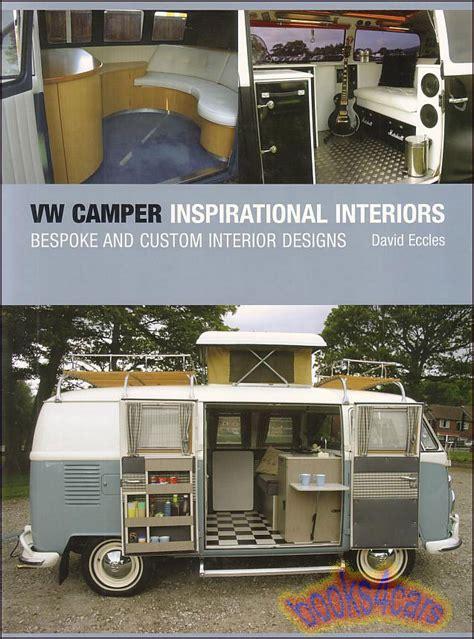 volkswagen van interior ideas volkswagen camper van book inspirational interiors vw