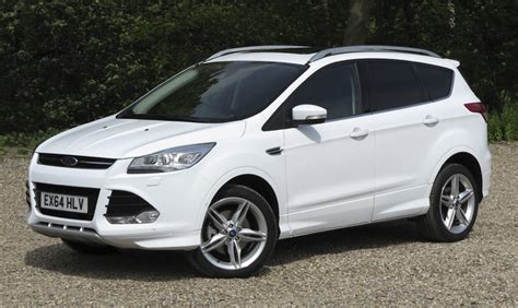 test report  ford kuga titanium  sport