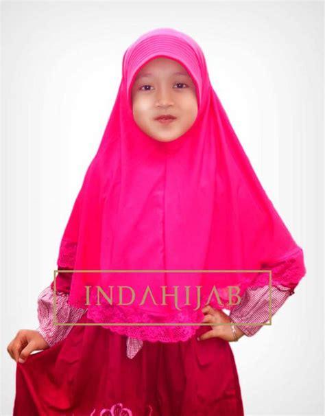 Jilbab Anak Modern jilbab anak kamelia a jual jilbab grosir surabaya