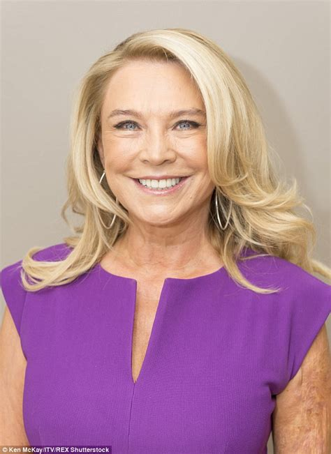 58 Year Old Actresses | amanda redman shows off youthful glow after admitting she