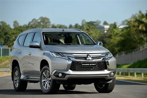 mitsubishi pajero sport 2017 2017 mitsubishi pajero sport price and review 2018 cars