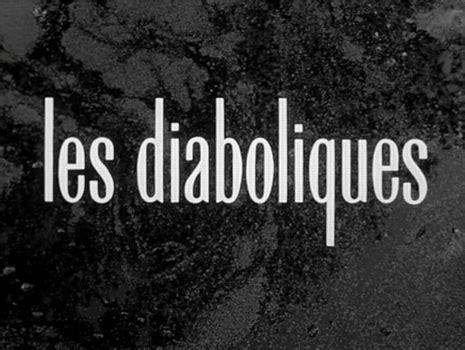 les diaboliques celle las diab 243 licas 1955