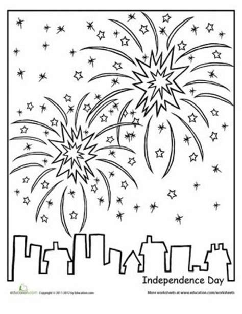 coloring pages of independence day of india worksheets independence day coloring page preschool