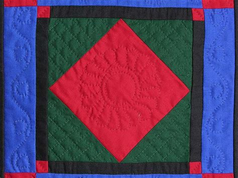 center quilt magnificent specially made amish