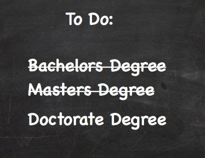 Educational Leadership Doctoral Programs 5 by Work In Progress Doctorate Degree Me In Progress Ed D