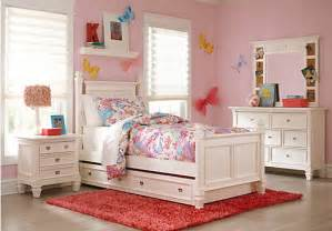 Teen Bedroom Furniture Sets Belmar White 5 Pc Full Poster Bedroom Bedroom Sets White
