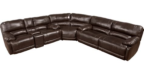 cindy crawford auburn hills sofa review cindy crawford auburn hills brown 3pc reclining