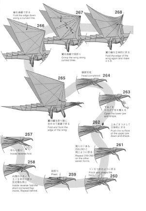 cara membuat origami naga 3d cara membuat origami naga emas ahmadzaenal148 blog s cara