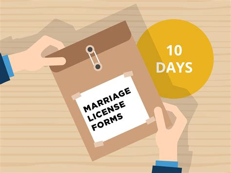 Marriage License Records California How To Apply For A Marriage License In California 8 Steps