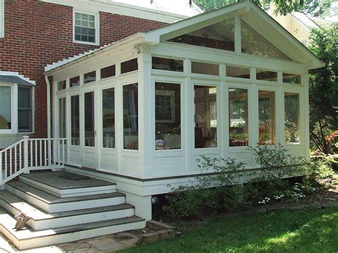 Cape Cod House Plans With Porch cdc 3 season rooms