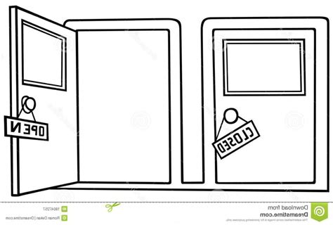 open door picture clip 54