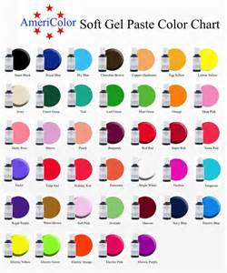 americolor color chart 25 best ideas about icing color chart on