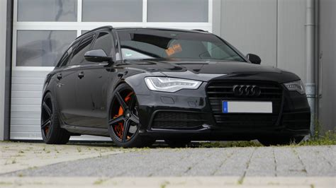 Audi A6 Tuning by 2014 Audi A6 Avant Tuning