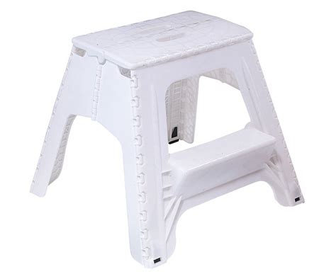 2 Step Folding Stool by Folding 2 Step Up Stool White Review Compare Prices