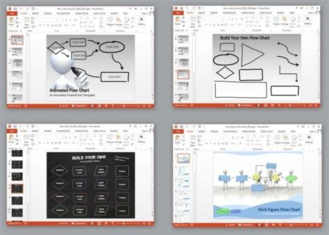 powerpoint layout maker animierte flowchart maker vorlagen f 252 r powerpoint und keynote