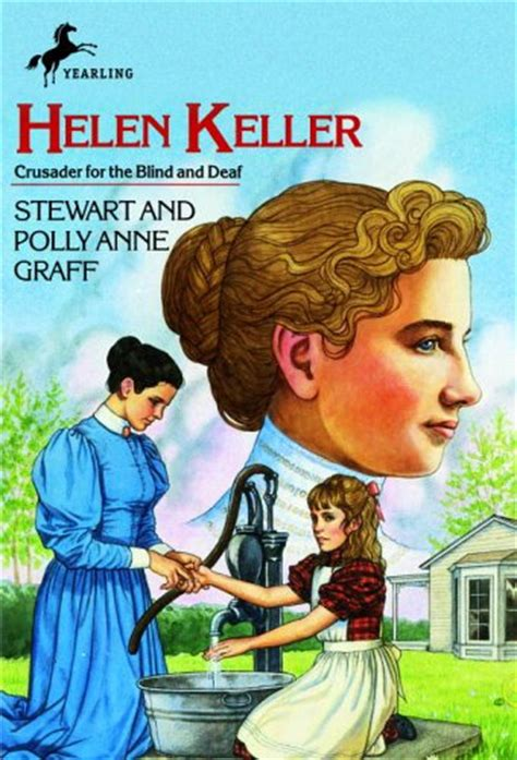 helen keller biography book review helen keller young yearling book paperback in the uae