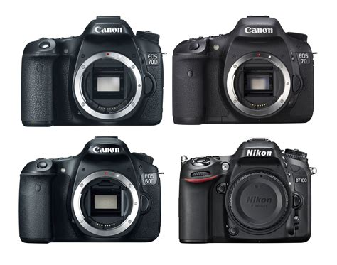 Kamera Canon 60d Vs 70d canon eos 60d vs 70d