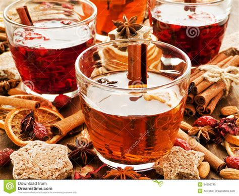 4 Best Drinks For Winter Time by Winter Drinks Royalty Free Stock Photo Image 34696745